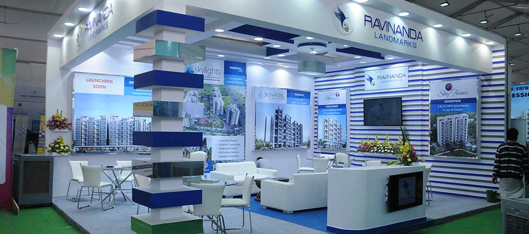 3d Stall Design Exhibition Stall Design Fabrication Agency In Pune